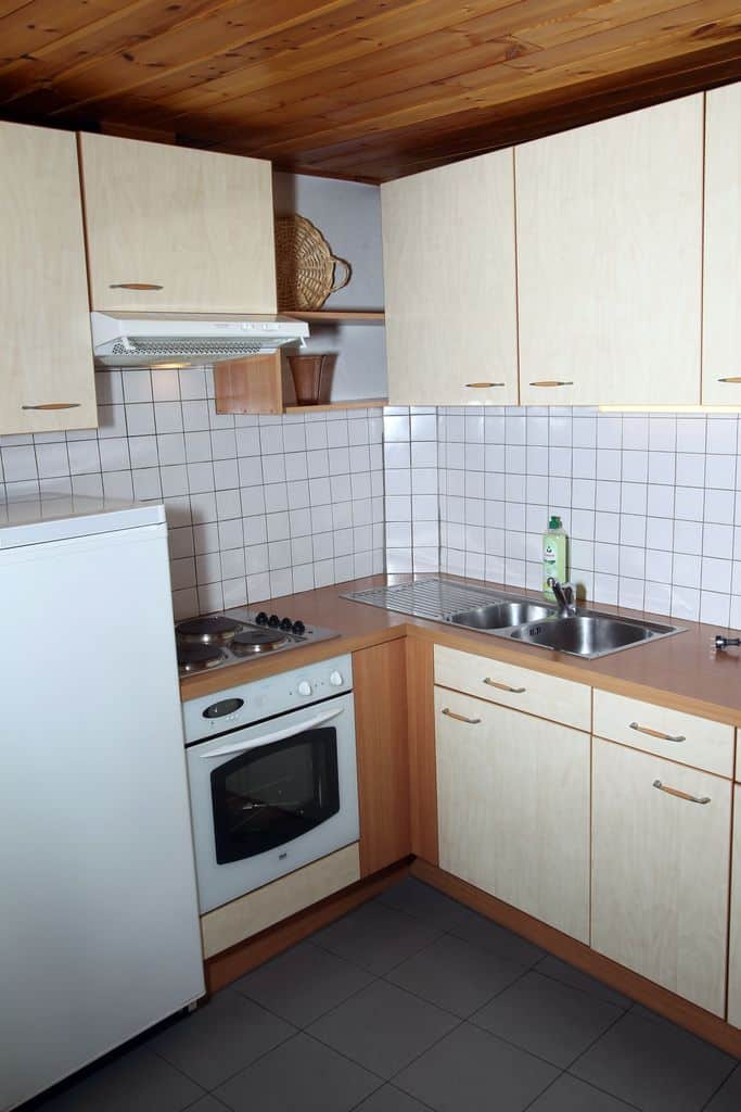 Cuisine de l'appartement N°1