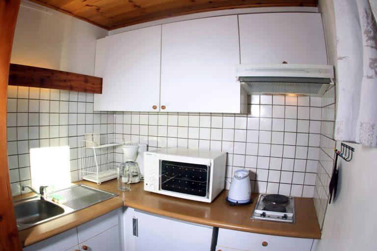 Cuisine de l'appartement N°3