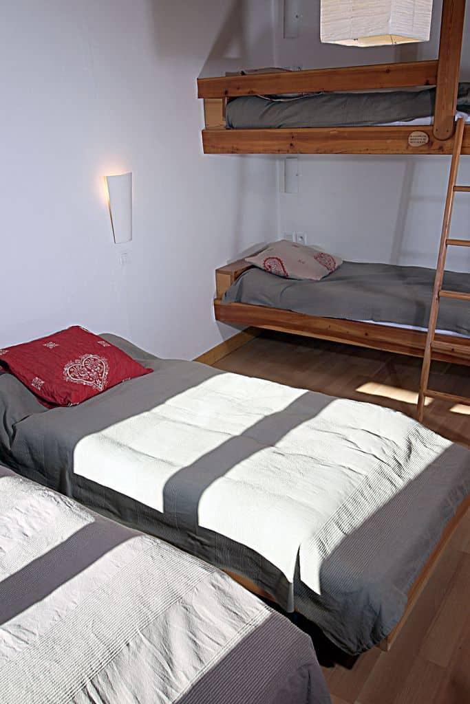 Chambre 2 de l'appartement N°4