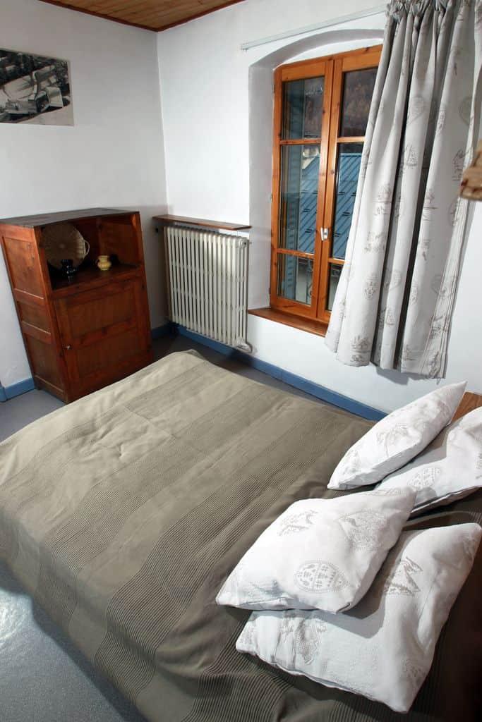Chambre de l'appartement N°6